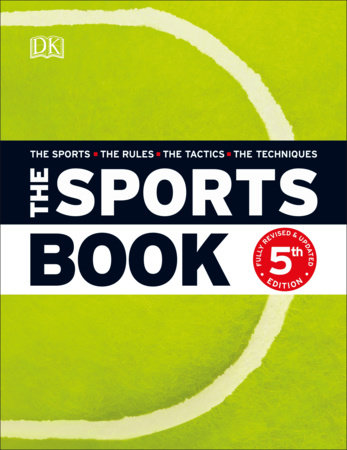 The Sports Book by DK