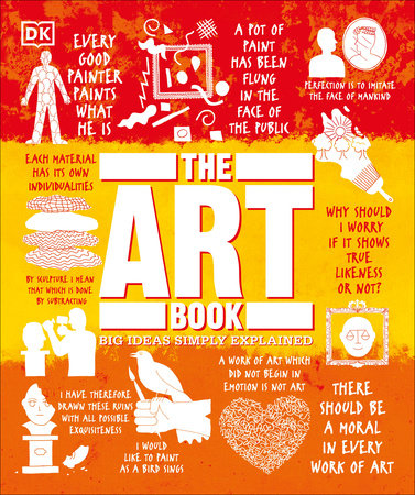 The Art Book by DK