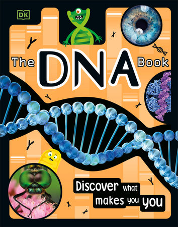 The DNA Book by DK