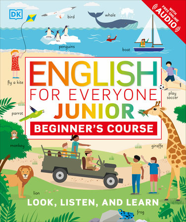 English for Everyone Junior Course by DK