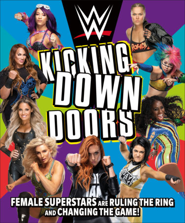 WWE Kicking Down Doors