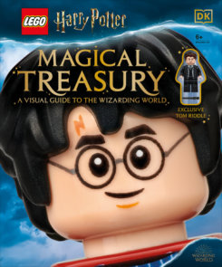 LEGO® Harry Potter  Magical Treasury (with exclusive LEGO minifigure)