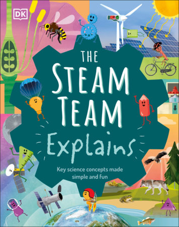 The Steam Team Explains by Robert Winston