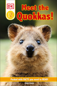 DK Reader Level 2: Meet the Quokkas!