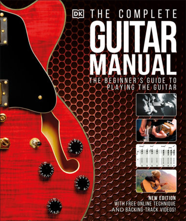 The Complete Guitar Manual by DK