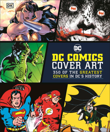 DC Comics Cover Art by Nick Jones