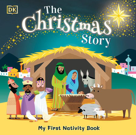The Christmas Story by DK