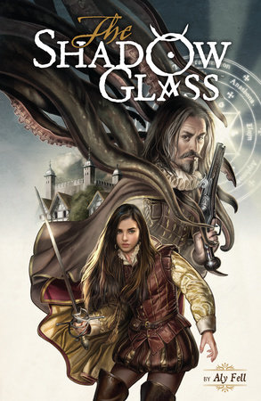 The Shadow Glass by Aly Fell