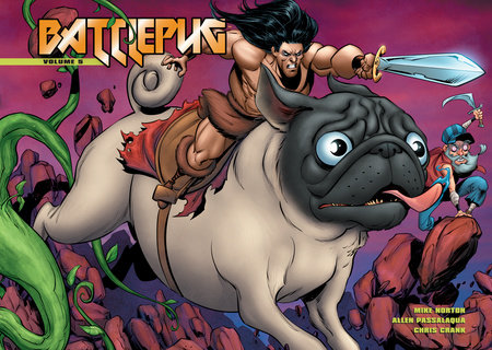 Battlepug Volume 5: The Paws of War by Mike Norton