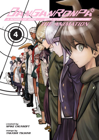 Danganronpa: The Animation Volume 4 by Takashi Tsukimi