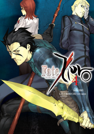 Fate/Zero Volume 4 by Gen Urobuchi