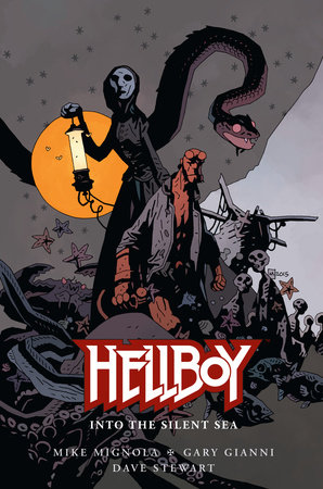 Hellboy: Into the Silent Sea by Mike Mignola and Gary Gianni