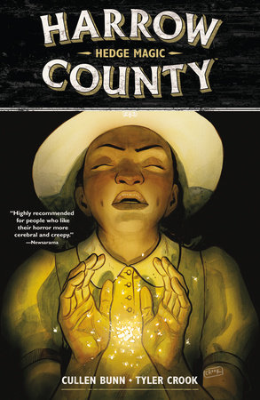 Harrow County Volume 6: Hedge Magic by Cullen Bunn