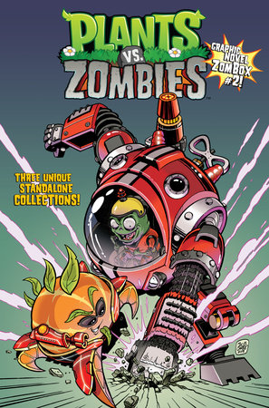 Plants vs. Zombies Boxed Set #2 by Paul Tobin