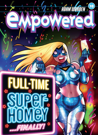 Empowered Volume 10 by Adam Warren