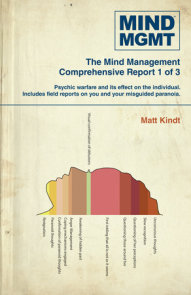 Mind MGMT Omnibus Part 1