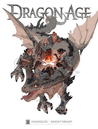 Dragon Age Library Edition Volume 2 by Greg Rucka, Nunzio DeFilippis and Christina Weir