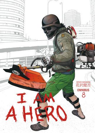 I Am a Hero Omnibus Volume 8 by Kengo Hanazawa
