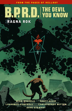 B.P.R.D.: The Devil You Know Volume 3-Ragna Rok by Mike Mignola