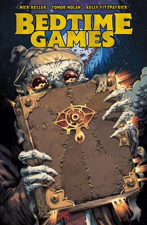 Bedtime Games by Nick Keller