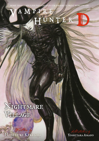 Vampire Hunter D Volume 27 by Hideyuki Kikuchi