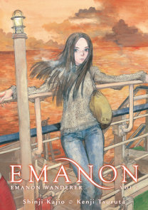 Emanon Volume 2: Emanon Wanderer Part One
