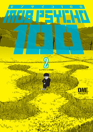 Mob Psycho 100 Volume 2 by ONE and Kumar Sivasubramanian