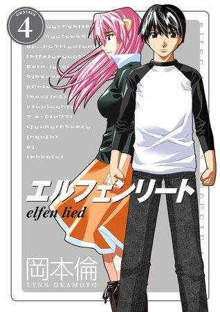 Elfen Lied Omnibus Volume 4 by Lynn Okamoto