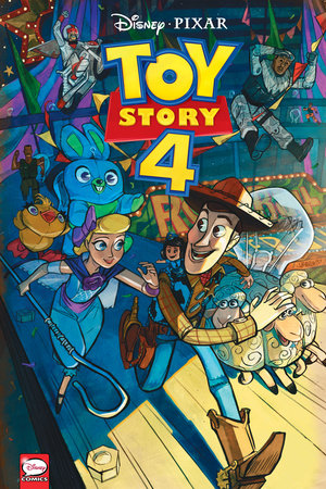 Disney·PIXAR Toy Story 4 (Graphic Novel) by Haden Blackman