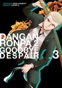 Danganronpa 2: Goodbye Despair Volume 3