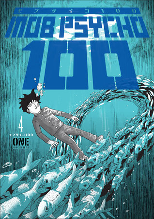 Mob Psycho 100 Volume 4 by ONE