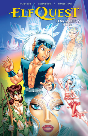 Elfquest: Stargazer's Hunt by Wendy Pini and Richard Pini
