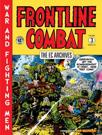 The EC Archives: Frontline Combat Volume 3 by Harvey Kurtzman