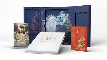 Final Fantasy XV Official Works Limited Edition