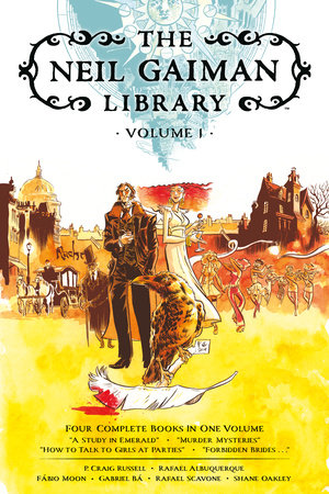 The Neil Gaiman Library Volume 1 by Neil Gaiman and P. Craig Russell