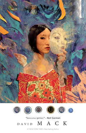 Kabuki Omnibus Volume 2 by David Mack