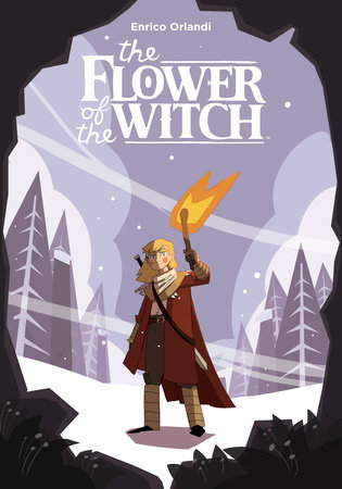 The Flower of the Witch by Enrico Orlandi