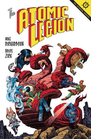 Atomic Legion by Mike Richardson