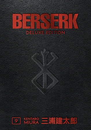 Berserk Deluxe Volume 9 by Kentaro Miura