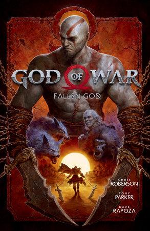 God of War Volume 2: Fallen God by Chris Roberson