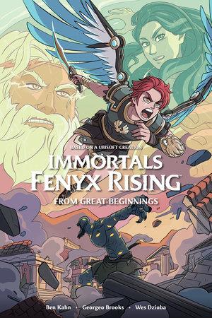 Immortals Fenyx Rising: From Great Beginnings by Ben Kahn