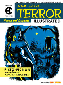 The EC Archives: Terror Illustrated