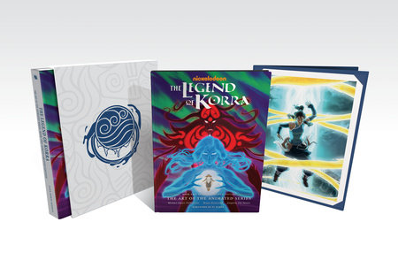 The Legend of Korra: The Art of the Animated Series--Book Two: Spirits (Second Edition) (Deluxe Edition) by Michael Dante DiMartino, Bryan Konietzko and Joaquim Dos Santos