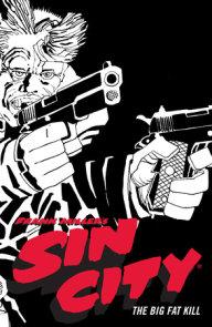 Frank Miller's Sin City Volume 3: The Big Fat Kill (Fourth Edition)