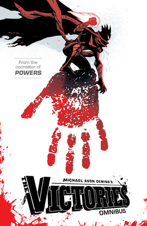 The Victories Omnibus by Michael Avon Oeming