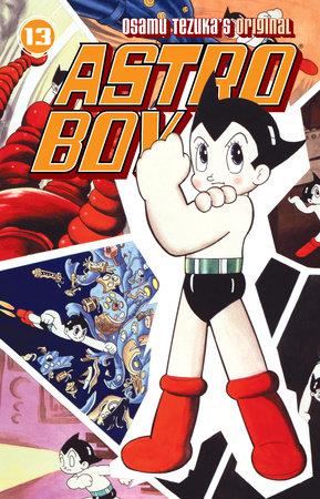 Astro Boy Volume 13 by Osamu Tezuka