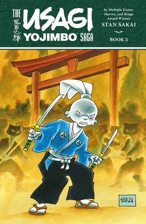 Usagi Yojimbo Saga Volume 3 (Second Edition) by Stan Sakai