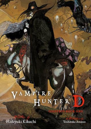 Vampire Hunter D Omnibus: Book One by Hideyuki Kikuchi