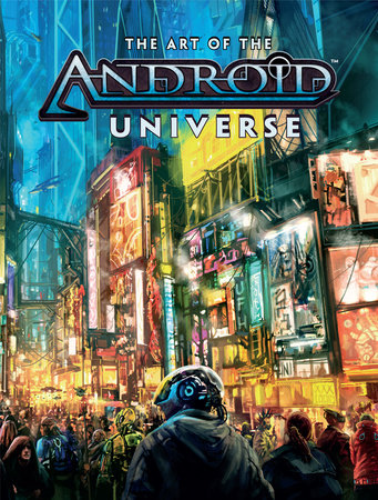 The Art of the Android Universe by Asmodee