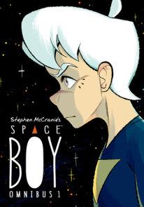 Stephen McCranie's Space Boy Omnibus Volume 1